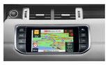NIK KIT Solutions NIK-RRE02  Navigationsnachrüstsatz für Range Rover Fahrzeuge