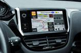 NIK-KIT Solutions NIK-PSA01 (Gen2) Navigationsnachrüstsatz für Peugeot & Citroen