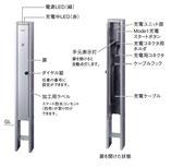 Panasonic 充電スタンド ELSEEV mine Mode3(標準工事費込)