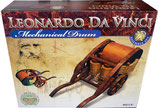 Leonardo da Vinci Mechanische Trommel Modell Bausatz