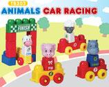 Tutor Blocks™ Serie 303 Tierrennen Kleinkind Magnetbausteine Lernbausteine Senioren Memory-Bausteine Babyspielzeug Sensorikspielzeug ab +6 Monate