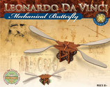 Leonardo da Vinci Mechanische Libelle Modell Bausatz