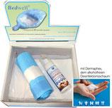 20 Bedwell Hygiene Toilettenbeutel mit Superabsorber Gel Einlage - biologisch abbaubar PE20