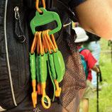 6in1 Forscher Set Gartenwerkzeug für Kinder Natur und Garten Erkundung