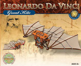 Leonardo da Vinci Flugdrachen Modell Bausatz