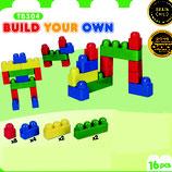Tutor Blocks™ Serie 304 Ergänzungsbausteinpaket Abenteuer Kleinkind Magnetbausteine Lernbausteine Senioren Memory-Bausteine Babyspielzeug Sensorikspielzeug ab +6 Monate
