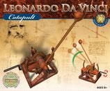 Leonardo da Vinci Katapult Modell Bausatz mit Funktion