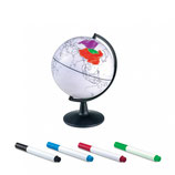 13cm drehbarer Globus mit Standfuß