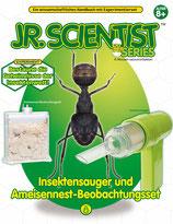 Jr. Scientist Insektenwelt mit Sauger, Ameisennest und Buch Experimentierkasten