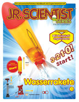 Jr. Scientist Wasserrakete Bausatz mit Lehrbuch
