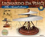 Leonardo da Vinci Die Luftschraube Modell Bausatz