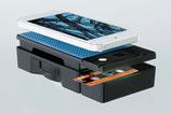 Smartphone und Tablet Mikroskop