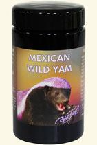 Mexican Wild Yam Wilde Yamswurzel - von Robert Franz - 150 Kapseln