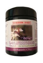 L-Glutathion (reduziert) von Robert Franz 120 vegane Kapseln