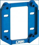 Einteiliger Aluminium Motorhalter (blau) - S8 132624