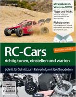 RC-Cars richtig tunen, einstellen und richtig warten