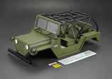 1/10 Crawler WARRIOR, Military Green, RTU all-In KB48446