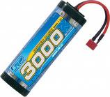LRP Power Pack 3000 7,2V 6-Zellen US style Stecker NiMH 71115U