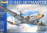Modellbausatz - C-54 Skymaster im Maßstab 1:72 04877