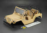 1/10 Crawler WARRIOR, Military Desert, RTU all-In  KB48447