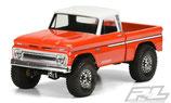 Pro-Line Chevrolet C-10 Karo klar (Cab&Bed) Für SX10 Trail Hocho 12.3 (313 mm Radstand) PRO3483-00