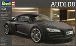 Modellbausatz - Audi R8 im Maßstab 1:24 07057