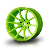 MST Drift Felge G25 grün (+8mm Offset) (4 Stück) MST102053AG