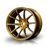MST Felge G25 Gold (+5mm Offset) (4 Stück) MST102052GD