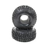 Rock Beast 1.9 Scale Reifen Komp Kompound mit Einlagen (2 Stk)  PB9003NK