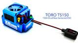 Fahrtenregler Toro TS 150A für 1/8 bis zu 6s LiPo SK300045