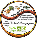 Tartinade Bourguignonne