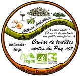 Tartinade Caviar de lentilles vertes du Puy AOP