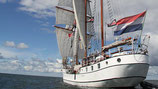 Anno 1907 - traditional tall ship team event and incentive for up to 90 peoples