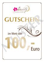 100-EURO-GUTSCHEIN FÜR SIE