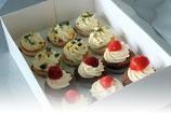 Cupcake Box salée / sucrée / salée & sucrée - Abonnement 1 mois