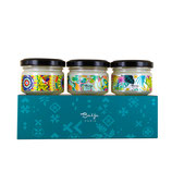Coffret trio de mini bougie Baija