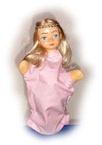 4402 Prinzessin blond (aus Hartkunststoff)