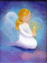 "Serie ""Engel und Feen"" - prière 1"