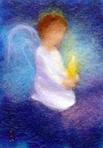 "Serie ""Engel und Feen"" - prière"