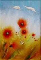 """Serie """"Blumen und Landschaften"""" -"""