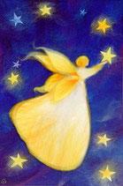 "Serie ""Engel und Feen"" - fée aux étoiles"