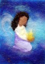 "Serie ""Engel und Feen"" - prière 2"