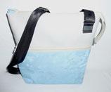 DAS Multibag Maxi mb  Straussen Rose/grau