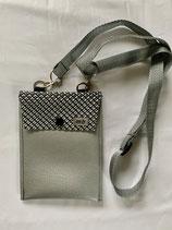 DAS Handy Bag mb silber/disco silber