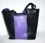 DIE mb violett/schwarz