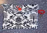 Masken-Bag Schweiz weisser Hintergrund