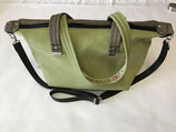 DER Shopper Mini mb Roche olive/braun