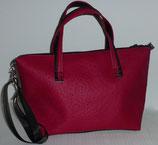 DER Shopper mb pink/schwarz