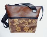 DAS Multibag Maxi mb  Blume braun/braun