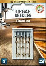 Nähmaschinen Nadel Organ Titan